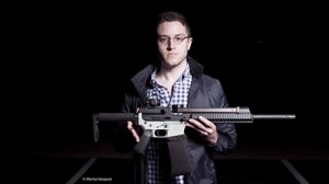 Cody Wilson of Defense Distributed