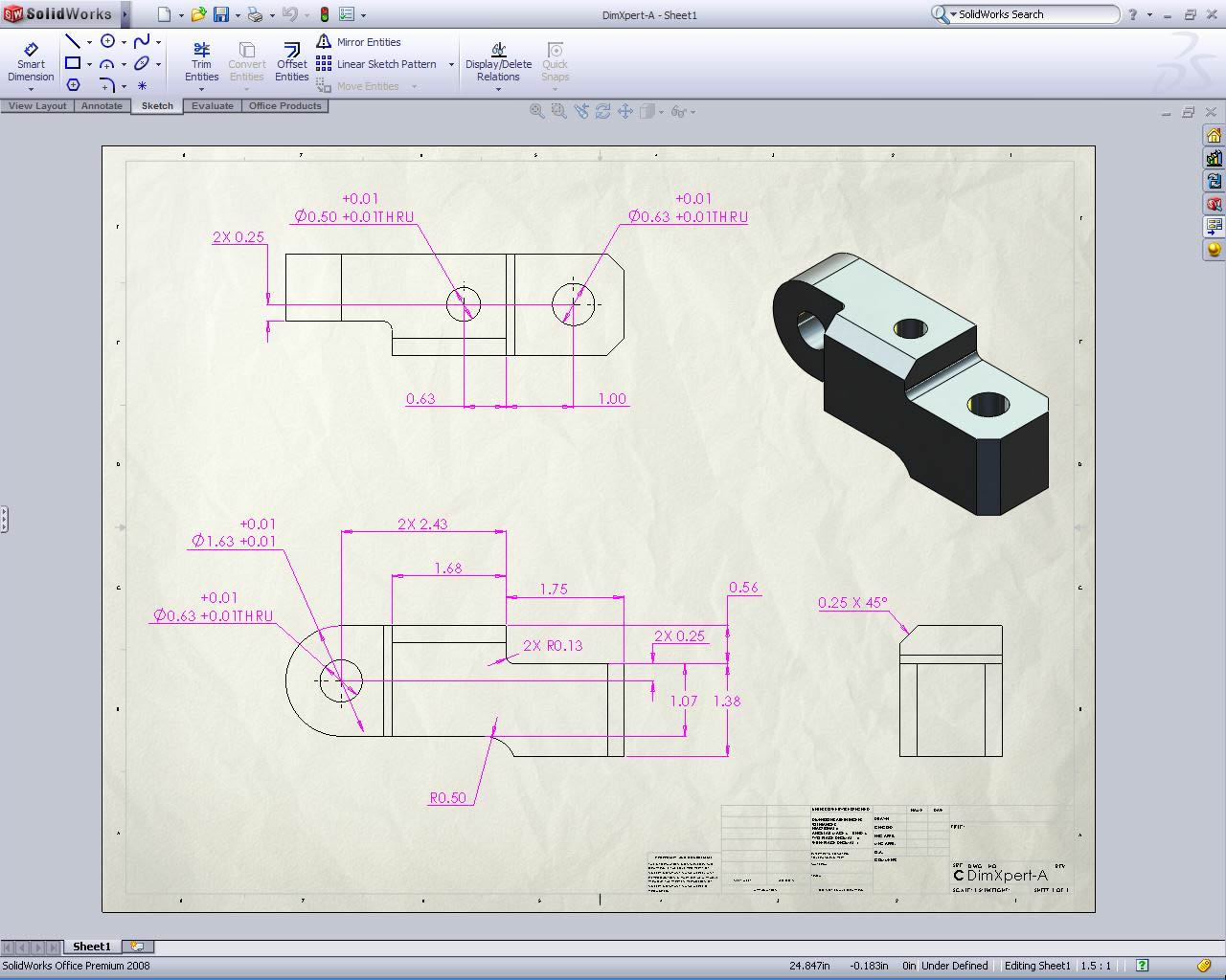 injection moulding 3d design solidworks engineering